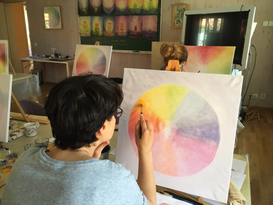 steinerhogskolan_Antroposofisk-konstterapiutbildning_fargcirkel